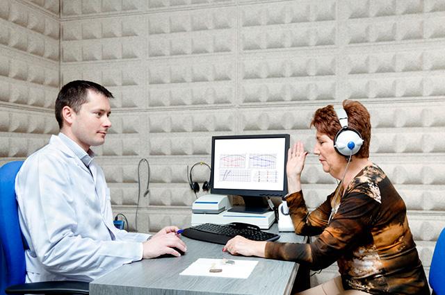 助听器调试