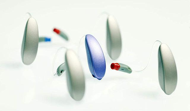 分体式助听器