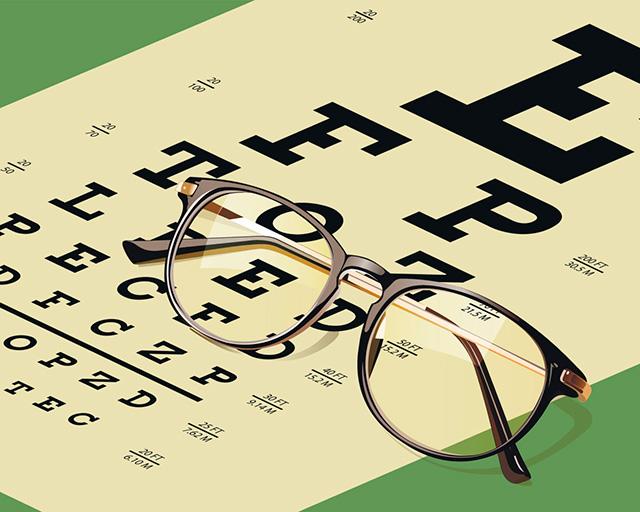 配助听器和配眼镜