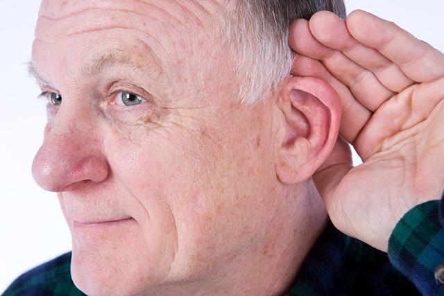 耳聋、听不见、听不清